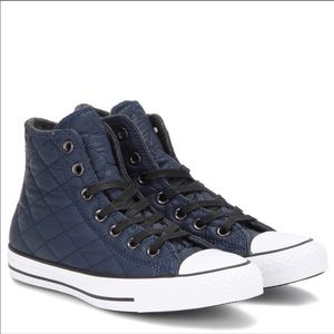 Converse Chuck Taylor All Star Quilted High Tops